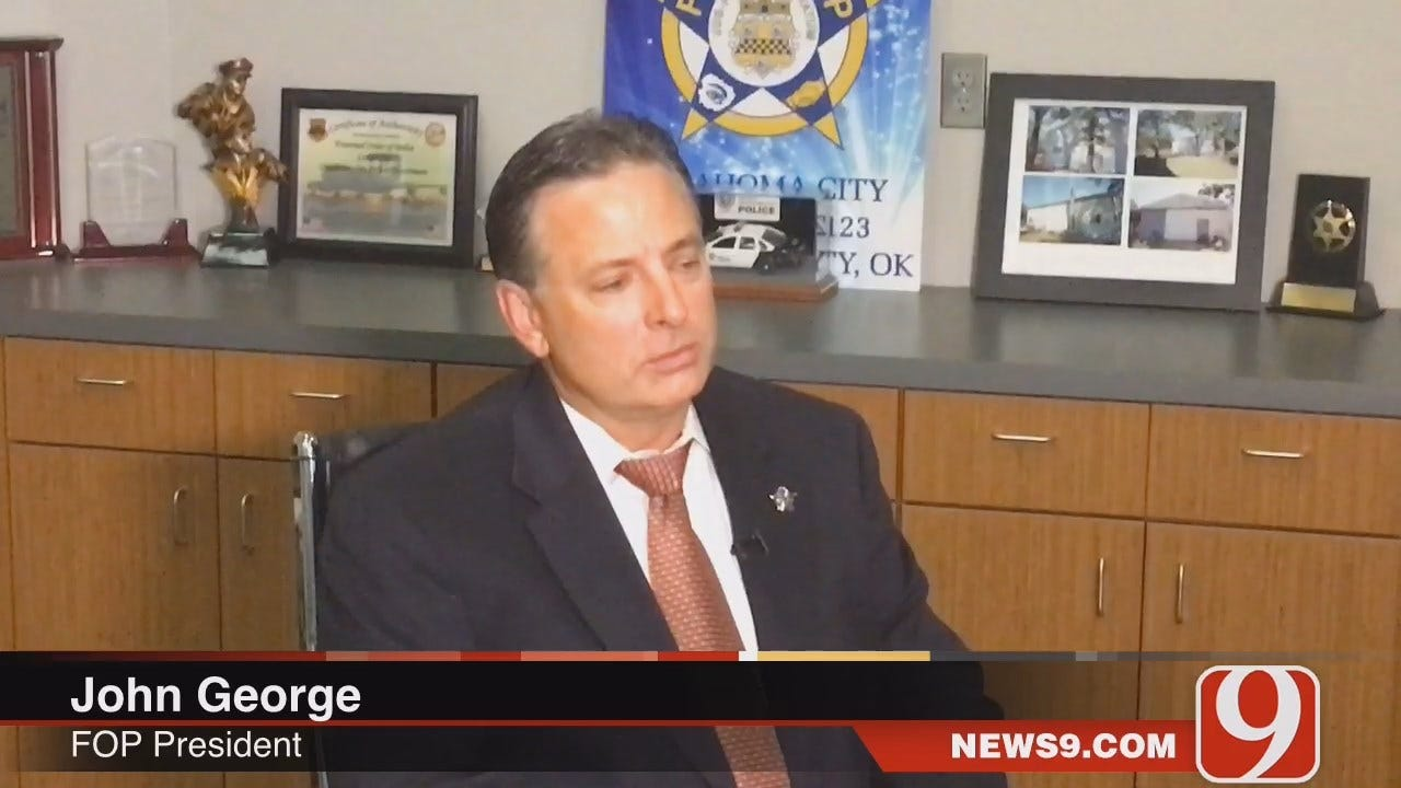 WEB EXTRA: FOP President Speaks About Rifles, Body Armor Request