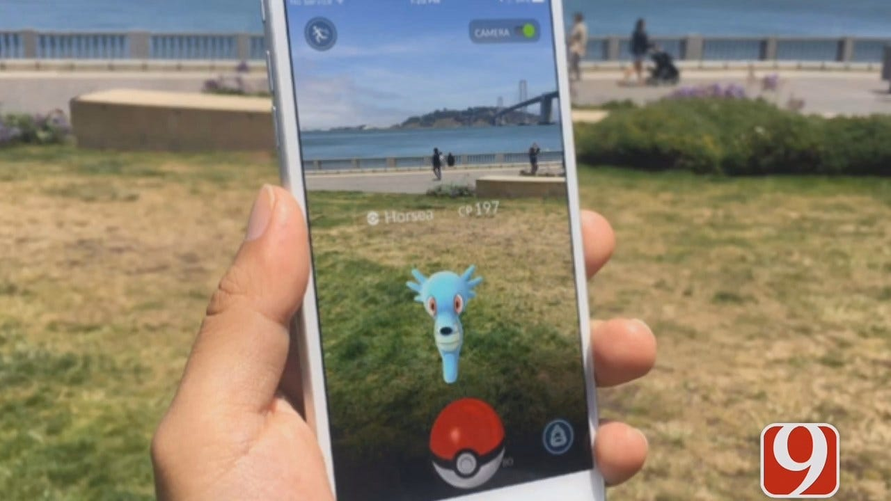 Yukon PD Cracking Down On 'Pokémon Go' Players Breaking The Rules