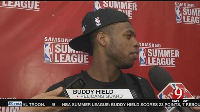 Buddy Hield Talks After Win Over Kings