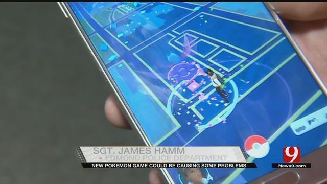 'Pokemon Go' Latest Craze Among Oklahomans