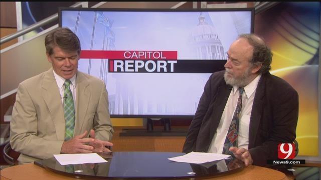 Capitol Report: Elie Wiesel