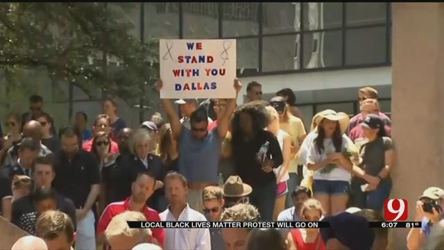 Local 'Black Lives Matter' Protest Will Go On