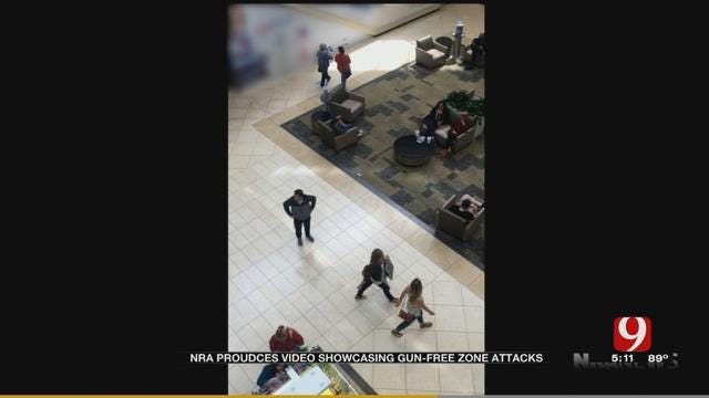 NRA Produces Video Showcasing Gun-Free Zone Attacks Featuring Penn Square Mall