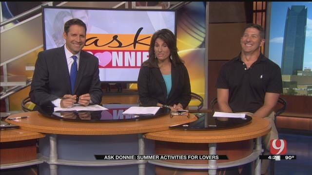 Ask Donnie: Summer Activities For Lovers