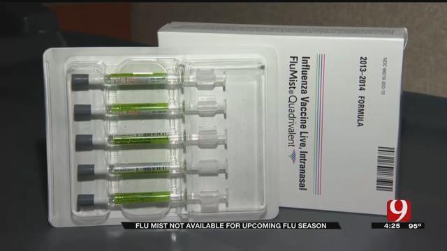 Medical Minute: Flu Mist