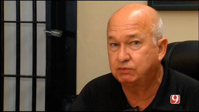 WEB EXTRA: Grady Co. Sheriff's Office Holds News Conference On Officer-Involved Shooting