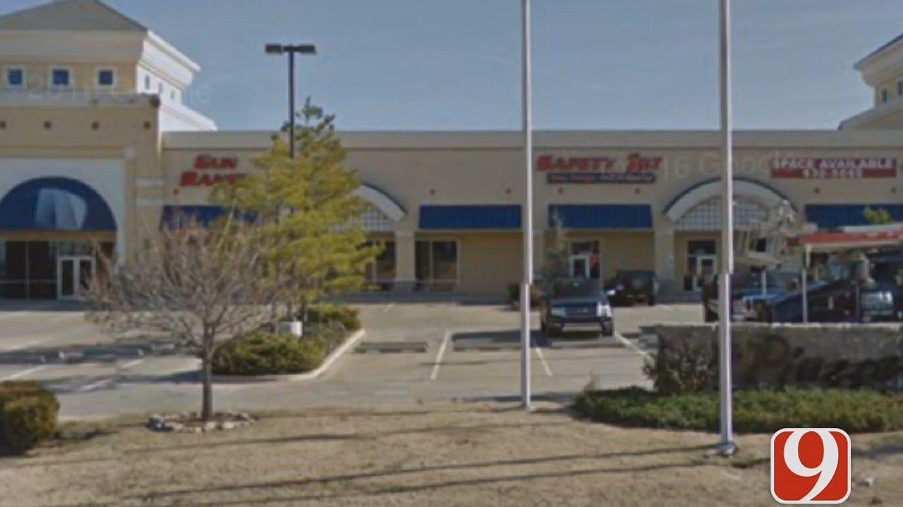 Authorities Release 911 Call Of Edmond Gun Suicide