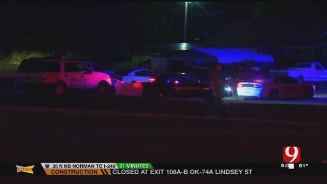 Police: Armed Man Shot, Killed By Officer In Rush Springs