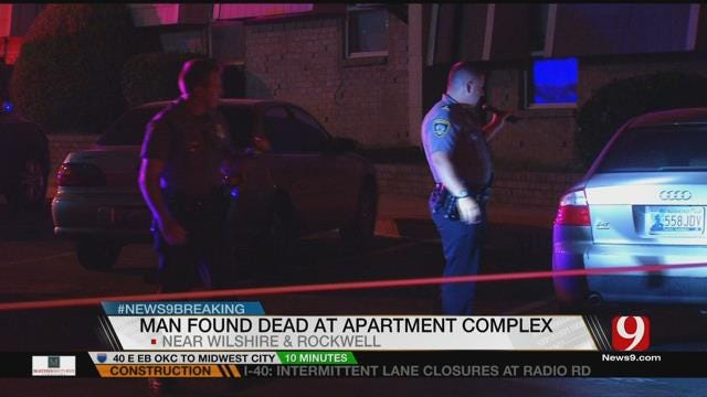 Police Investigate Shooting Death Of Man At OKC Apartment