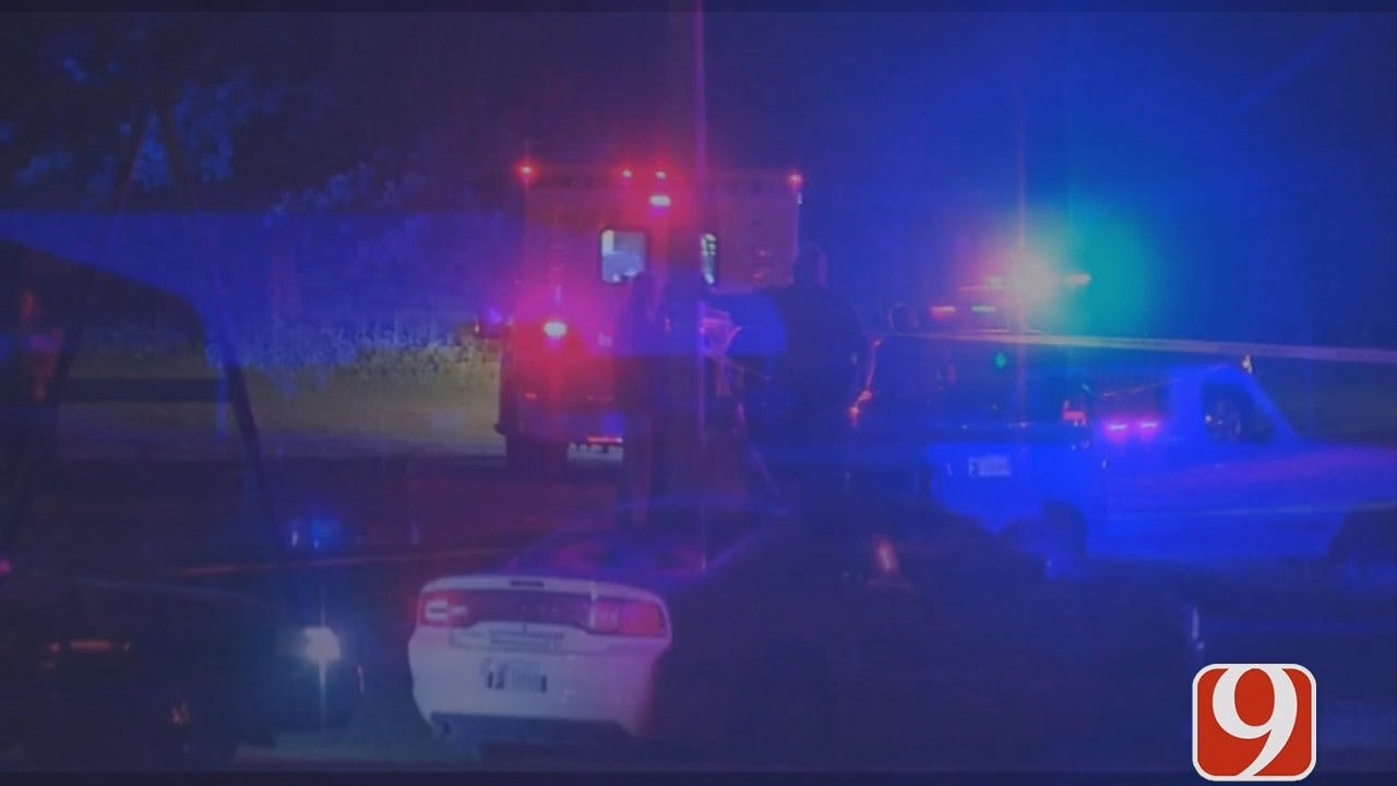 WEB EXTRA: Justin Dougherty Updates On Rush Springs Officer-Involved Shooting