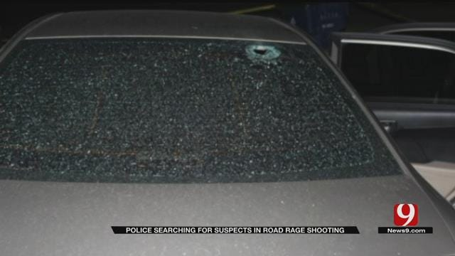 Village Police Searching For Suspects In Road Rage Shooting