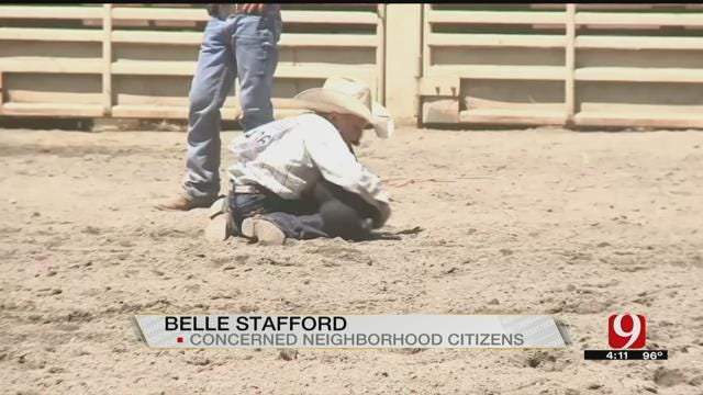 Trends, Topics & Tags: Junior Rodeo 'Pig Chase' Draws Protests