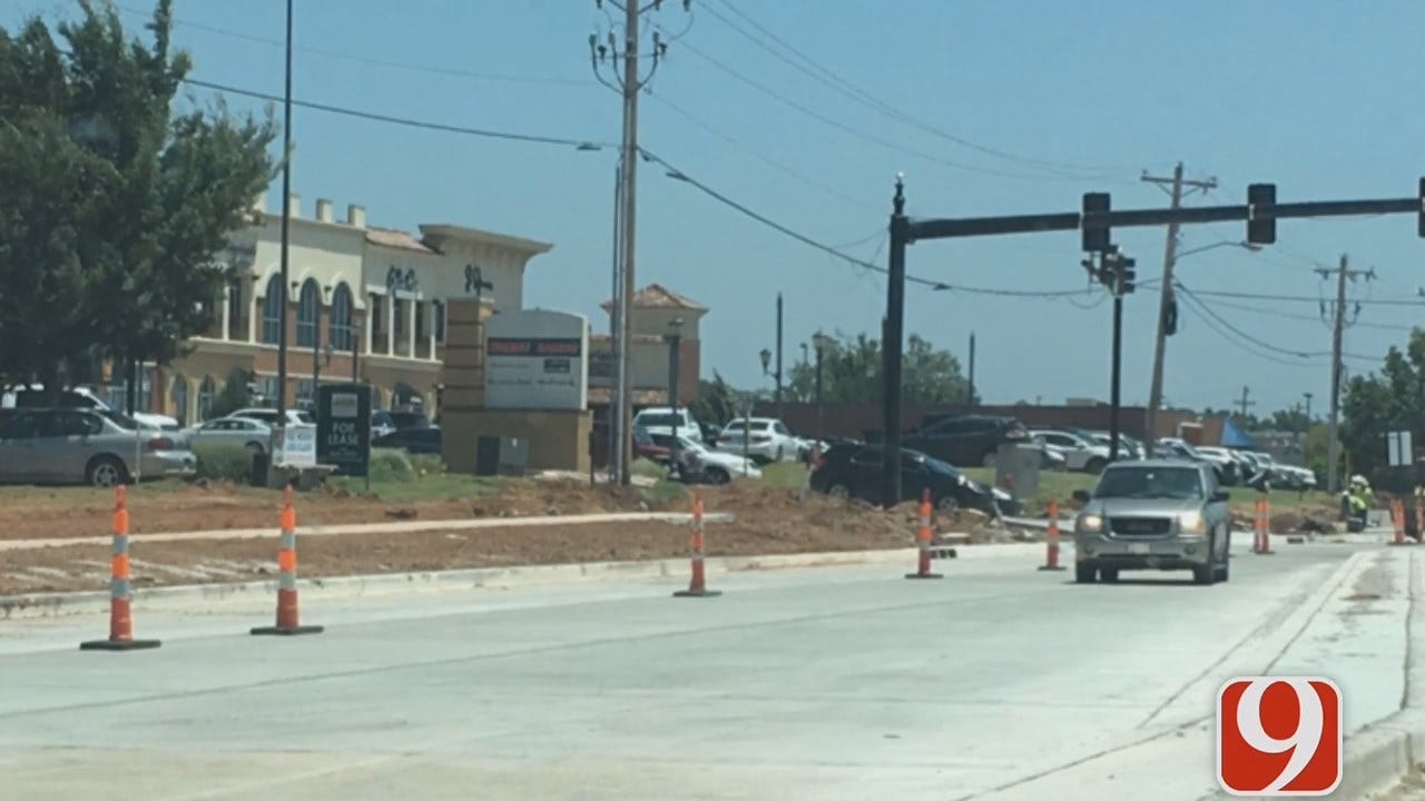 Edmond Businesses Thrilled With Road Re-Opening After Months Of Construction