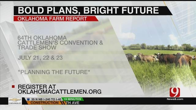 The 64th Cattlemen Convention To Be Held In Norman
