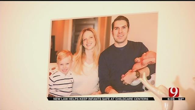 OKC Couple Fights For Child Care Law