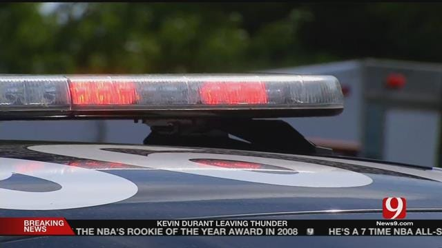SW OKC Mobile Homes Evacuated Due To Barricaded Person