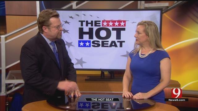 Hot Seat: Kendra Horn
