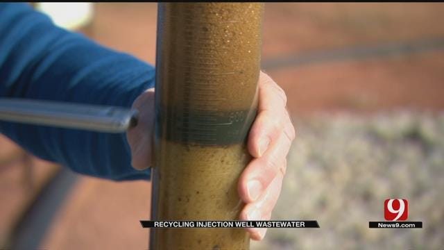 9 Investigates: Recycling Injection Well Wastewater