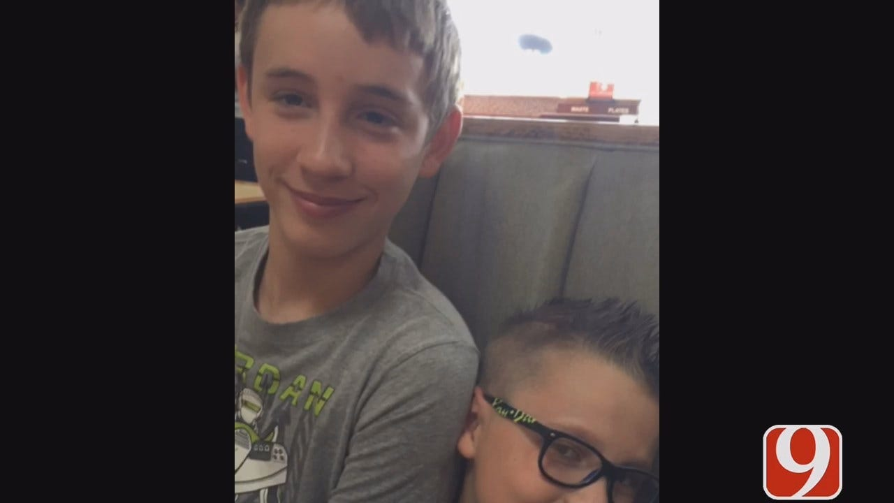 Lost Boys Rescued By Cleveland Co. Sheriff's Deputies, K9