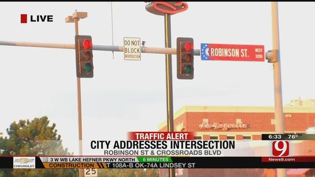 Norman PD Using Facebook To Educate Drivers