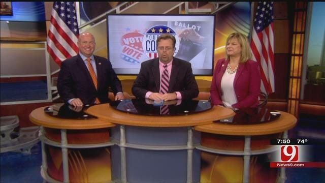 Your Vote Counts: TSET, Budget Hole, Tuesday Primary