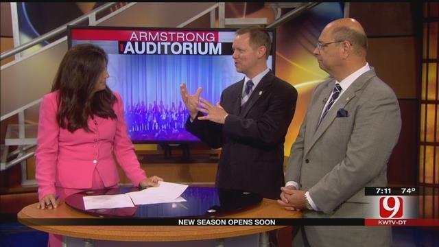 Armstrong Auditorium Upcoming 2016-2017 Season