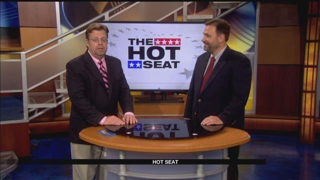 Hot Seat: Paul Ziriax