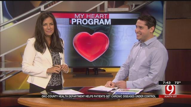 OKC County Health: My Heart Program