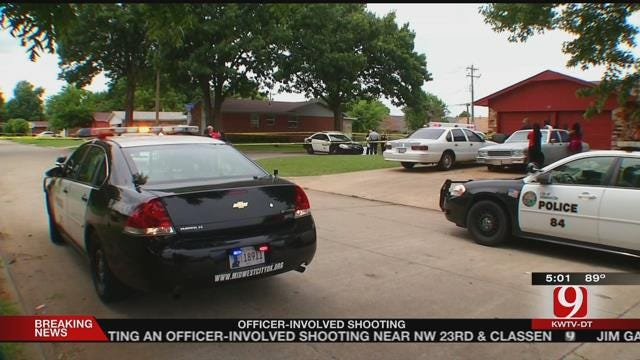 Police Investigating After Teen Killed In Midwest City Shooting