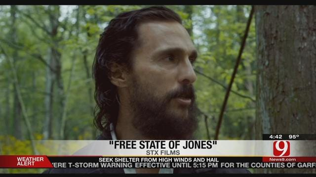 Dino's Movie Moment: Free State Of Jones, Independence Day