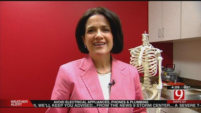 Medical Minute: OK Doctors Treating Arthritic Ankles