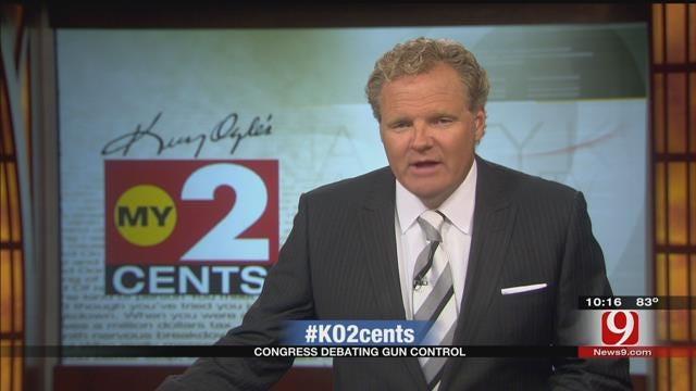 My 2 Cents: Congress Debates Gun Control