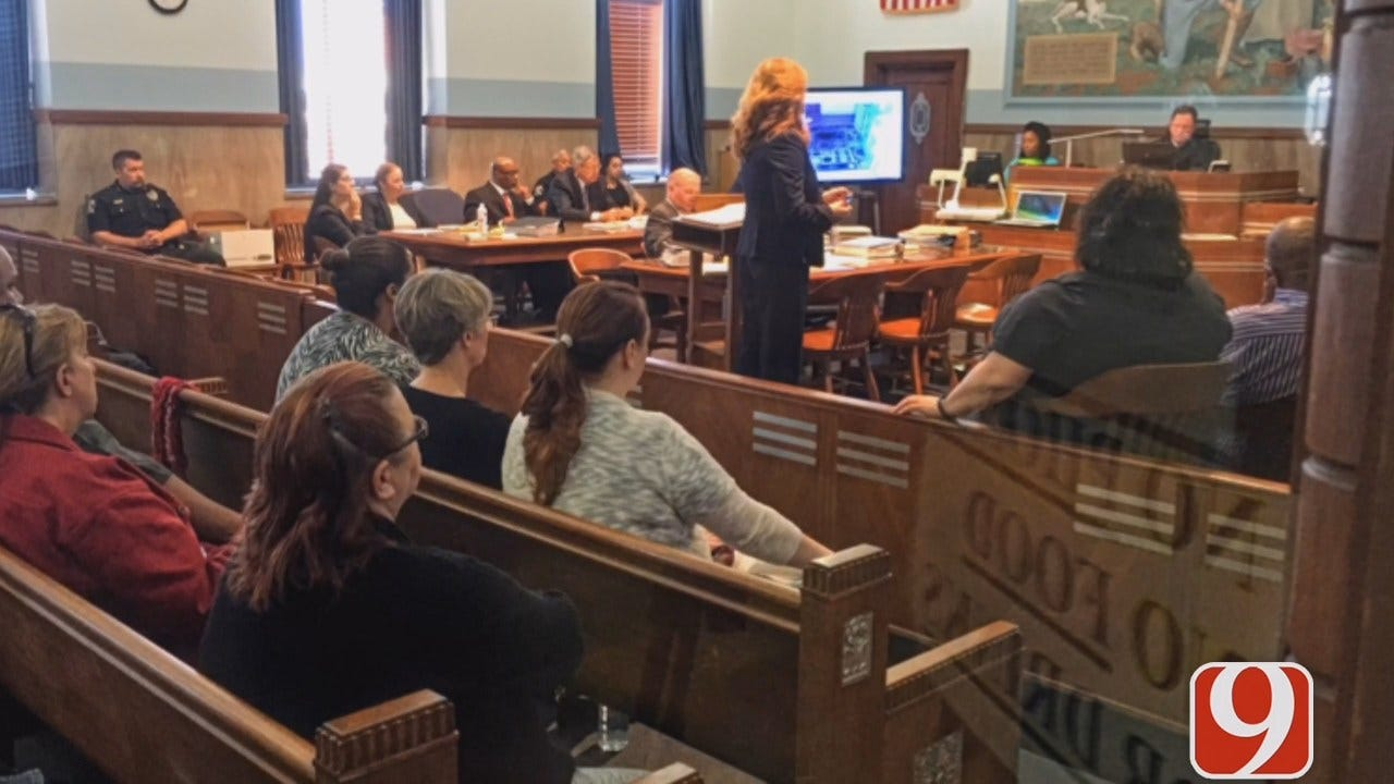 Closing Arguments Underway In Death Penalty Phase Of Albert Johnson Murder Trial