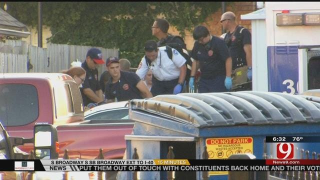 OKC Man Recovering After Near-Drowning At Apartment Complex Pool