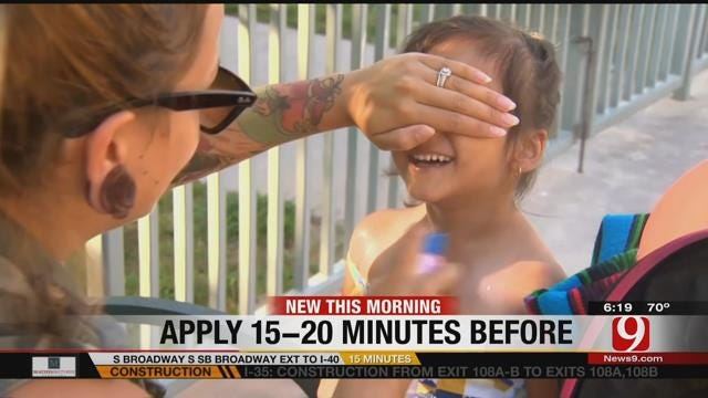 Tips For Staying Safe Under The Summer Sun