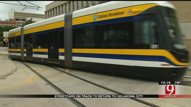 Historic Mode Of Transportation To Return With OKC's Modern Streetcars