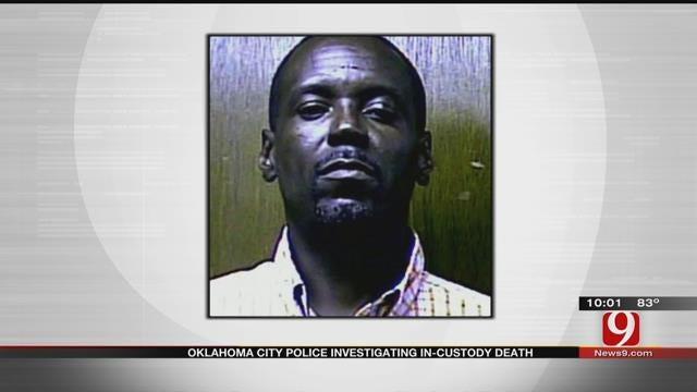 Oklahoma City Police Investigate In-Custody Death