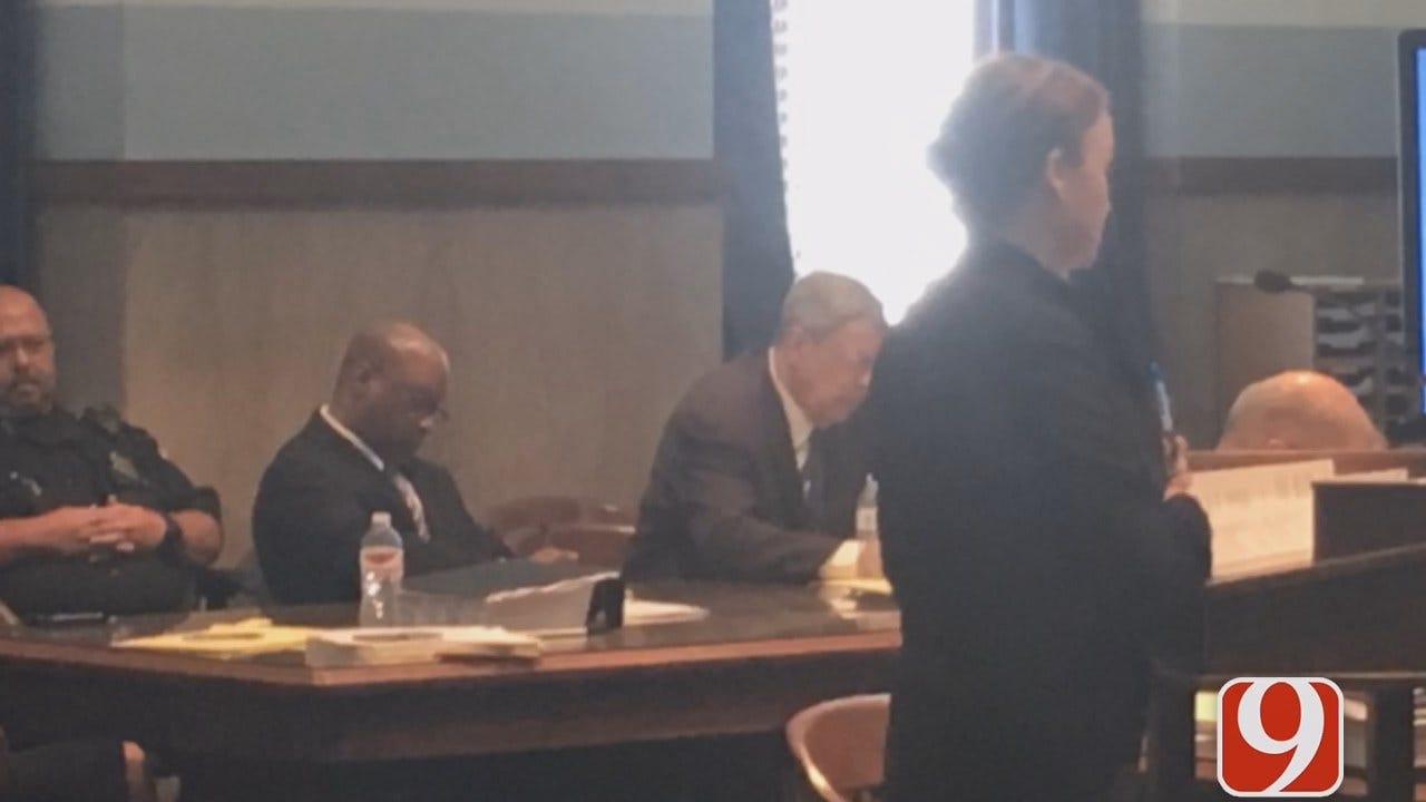 Death Penalty Phase Resumes In Albert Johnson Murder Trial