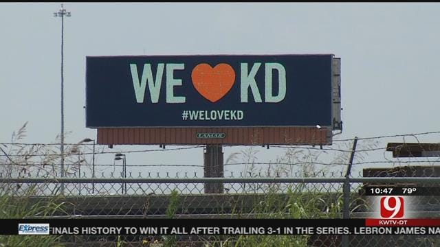 Keeping Kevin Durant In OKC