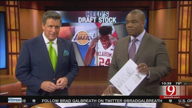 Buddy Hield Gets Ready For Draft Day