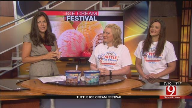 Tuttle Ice Cream Festival