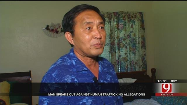 Norman Bed And Breakfast Owner Speaks Out Against Human Trafficking Allegations