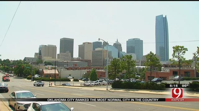 Oklahoma City Ranked The Most 'Normal City' In The Country