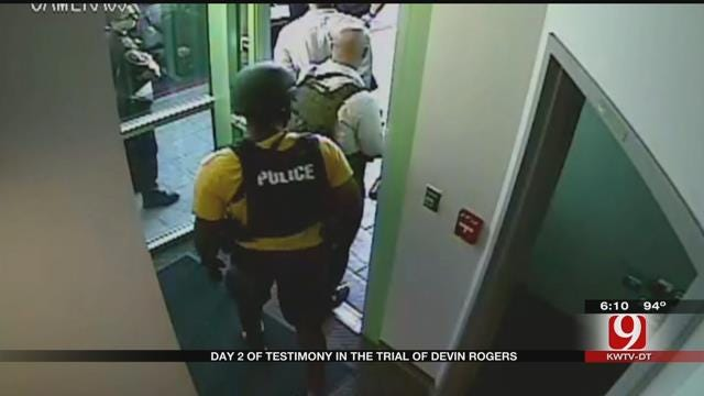 Day 2: Testimony Continues In The Trial Of Devin Rogers