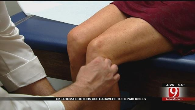 Medical Minute: Knee Replacements