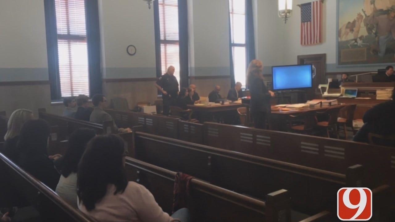 Death Penalty Phase Underway In Albert Johnson Murder Trial