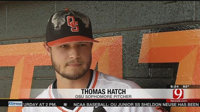 OSU's Thomas Hatch Talks About the Cowboys Road to Omaha