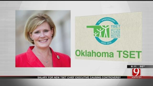 Salary For New OK TSET Chief Executive Causing Controversy