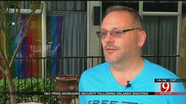 OKC Pride Increasing Security After Orlando Shooting