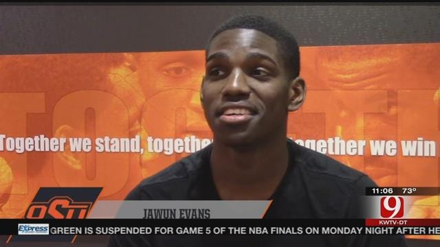 OSU's Jawun Evans Is Back From Injury